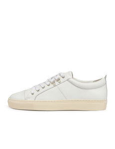 You added <b><u>Leather Sneak Madson, White</u></b> to your cart.