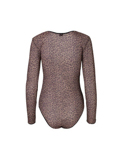 Deli Mesh Bellona, Brown Animal