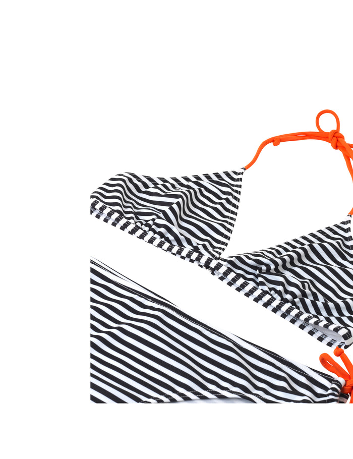 Vita Bikinna B, White/Black/Orange