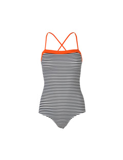 Vita Swimma, White/Black/Orange