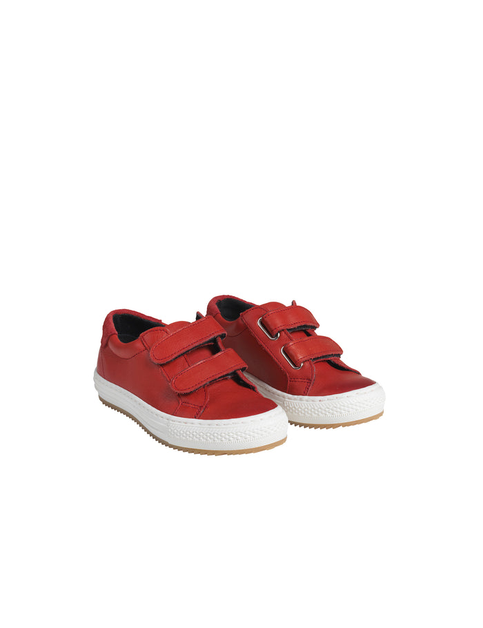 Leather sneak Madini, Red