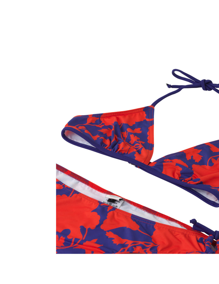 Liberty Swim Bikinna B, Red/Blue Liberty
