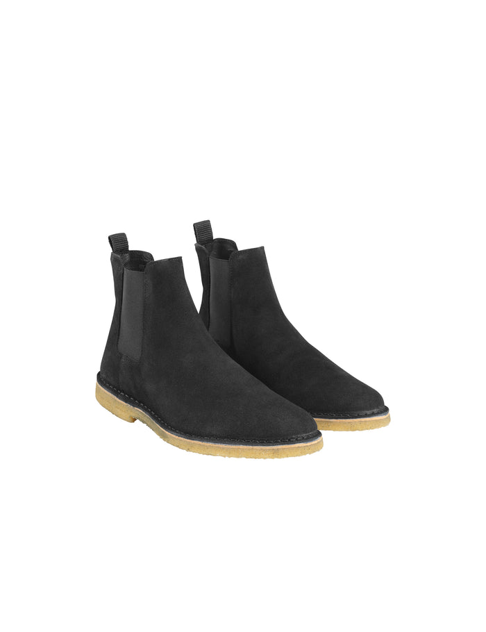 Suede Danish, Black