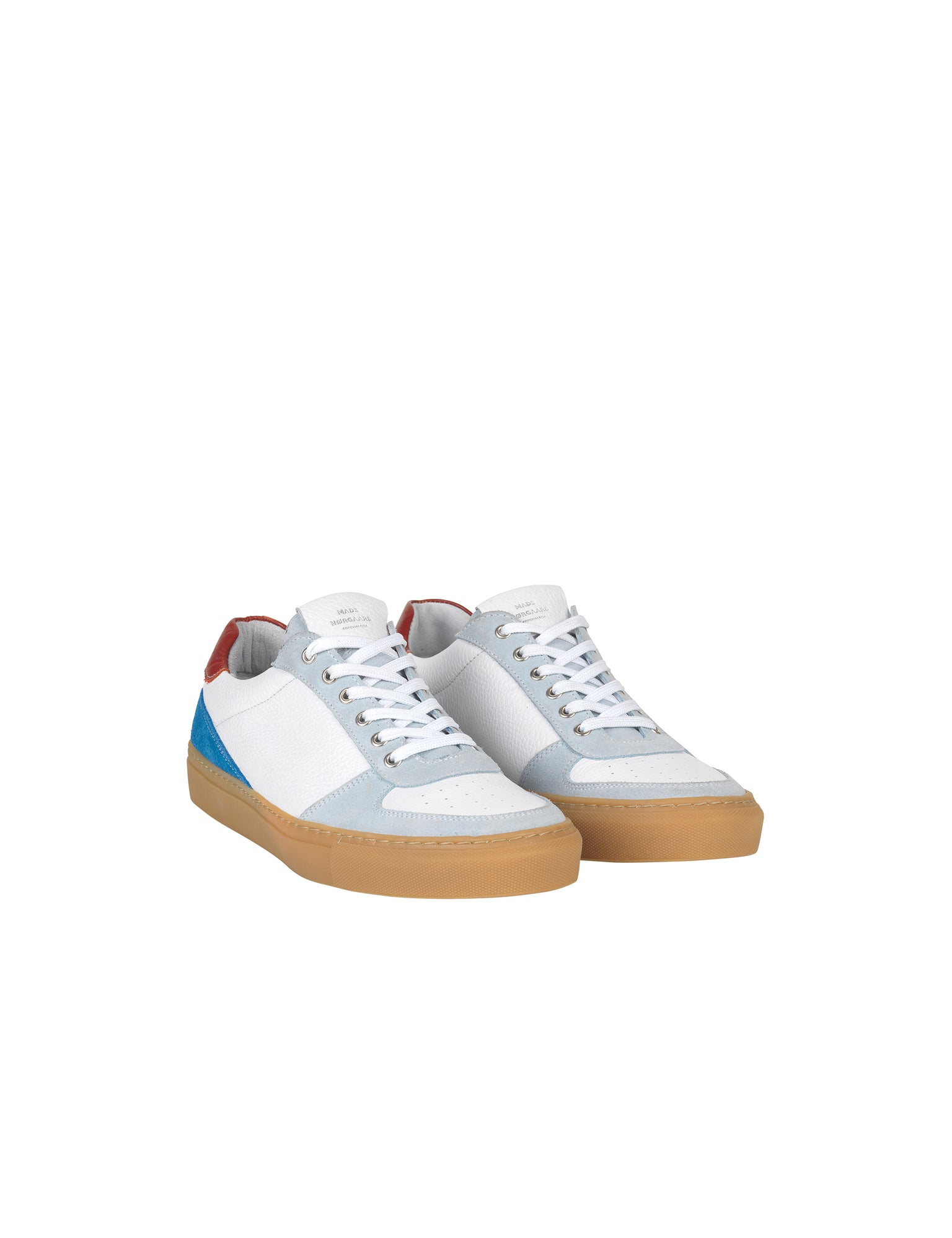 Floater Mix Malik, White/blue/red
