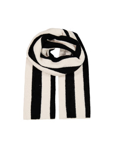 You added <b><u>Soft Brushed Knit Annisette, Black/Off White</u></b> to your cart.