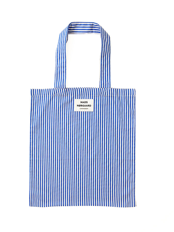 Soft Stripe Atoma, Blue/White 4606
