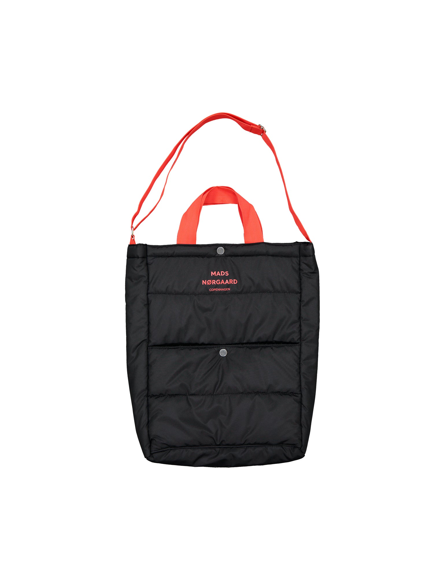Töte Bag I, Black/Red