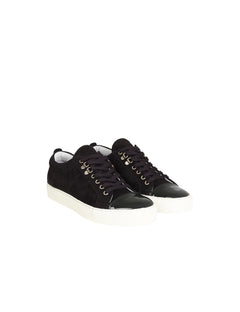 Suede Sneak Madson Contrast, Black