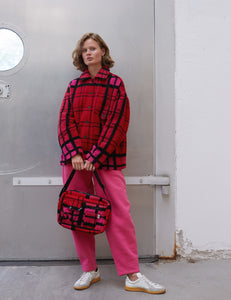 You added <b><u>Scruffy Wool Cabsy, Pink check</u></b> to your cart.