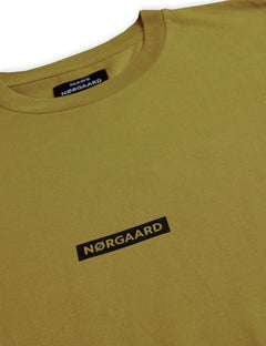 Box Logo Twin, Burnished Gold