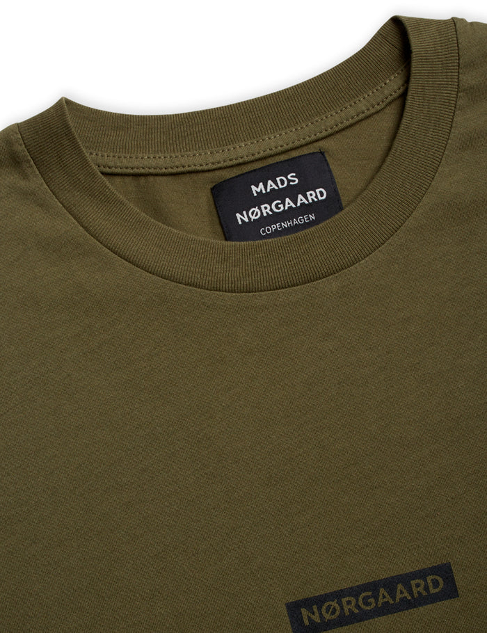 Box Logo Twin, Olive Night