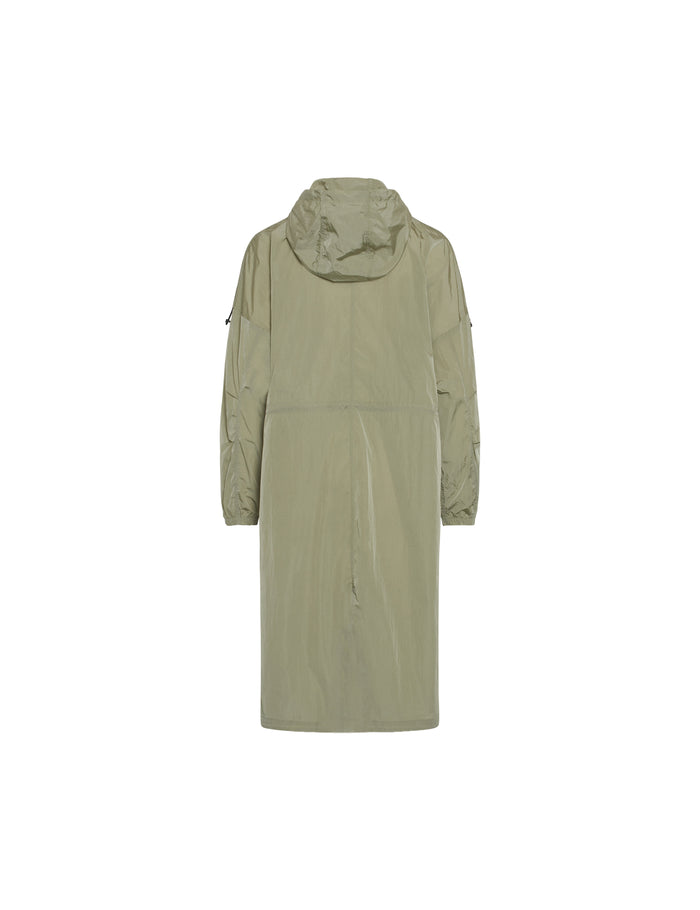 Creased Nylon Chinie, Light Army