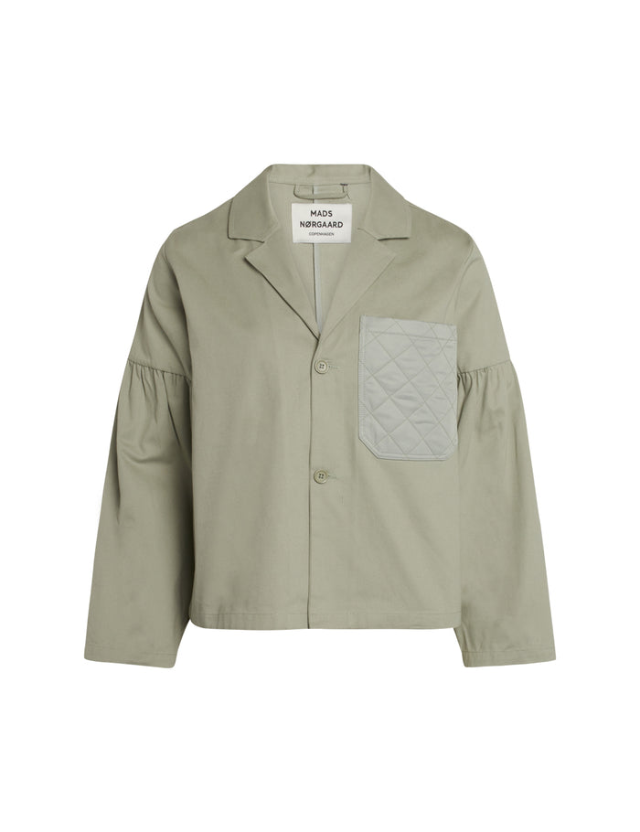 Twill Blend Janille, Light Army