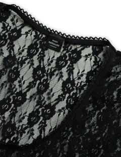 Stretch Lace Blaira, Black
