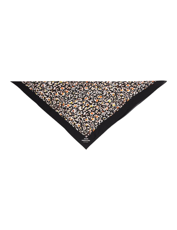 Bandana Asli, Black/Multi