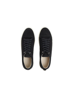 Suede Sneak Maddox, Black