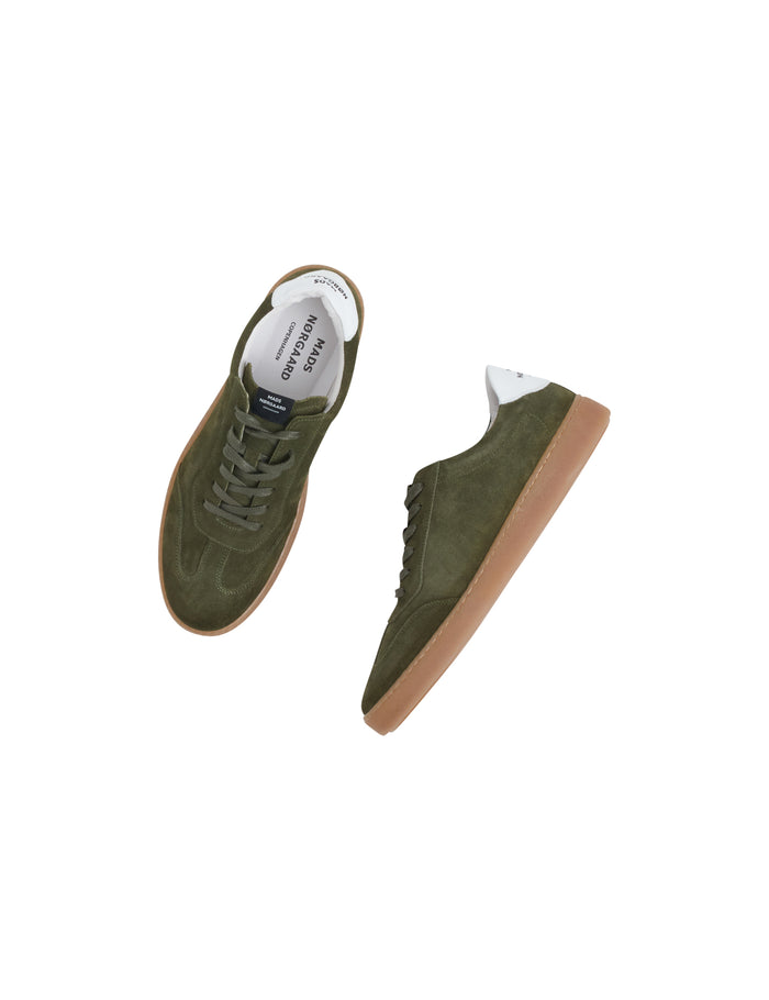 Suede Troy, Olive Night