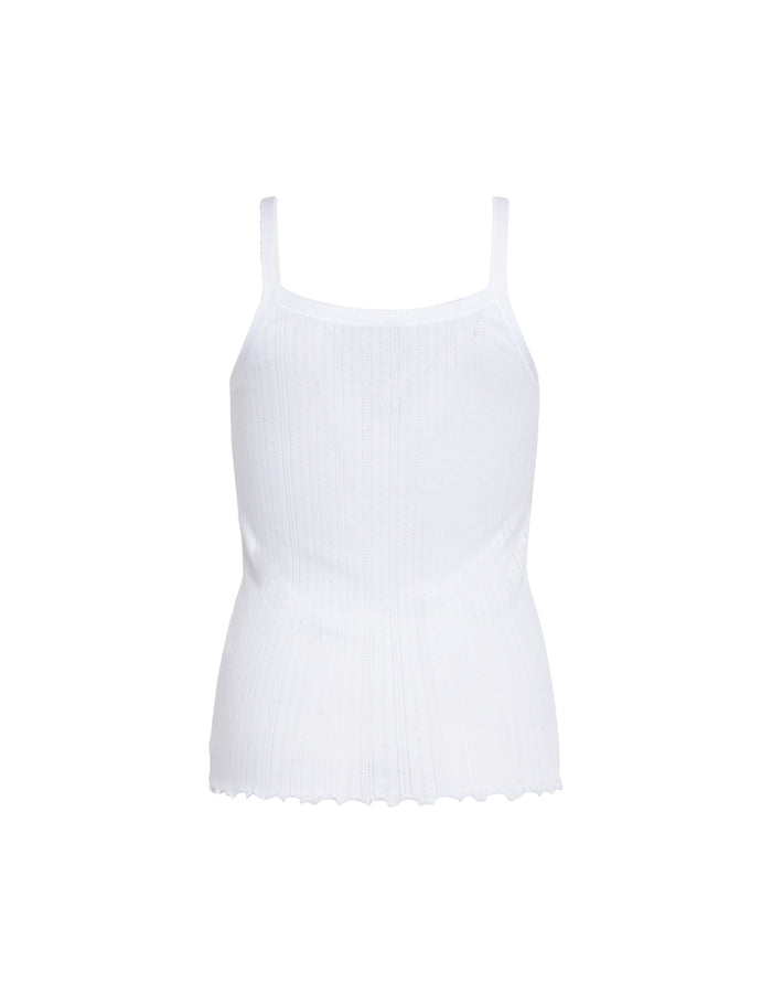 Pointella Trille, White