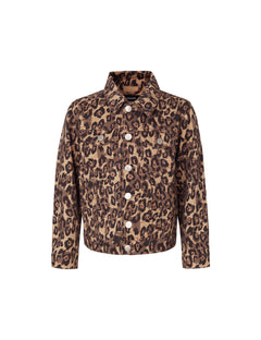 Fresh Denim Ziggilo, Brown Leopard