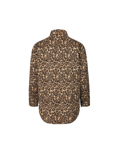 Fresh Print Denim Jemma, Brown Leopard