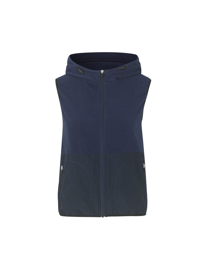 Hot Fleece Viola, Navy