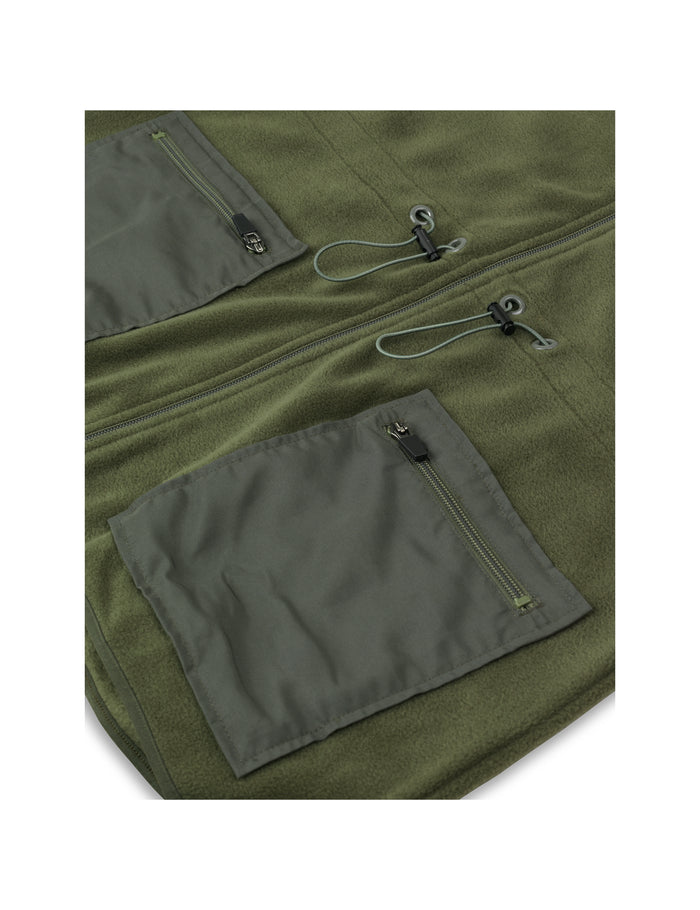 Polar Fleece Vigga, Army
