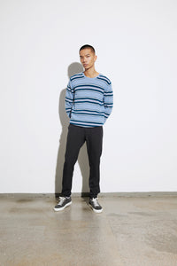 You added <b><u>Sola Kenny Block, Faded Denim Stripe</u></b> to your cart.