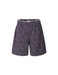 Fresh Denim Poe Short, Navy