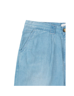 Soft Organic Denim Pippa, Light Indigo