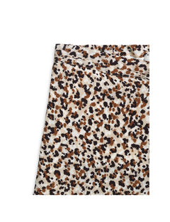 Jungle Viscose Hot Puvi, Brown