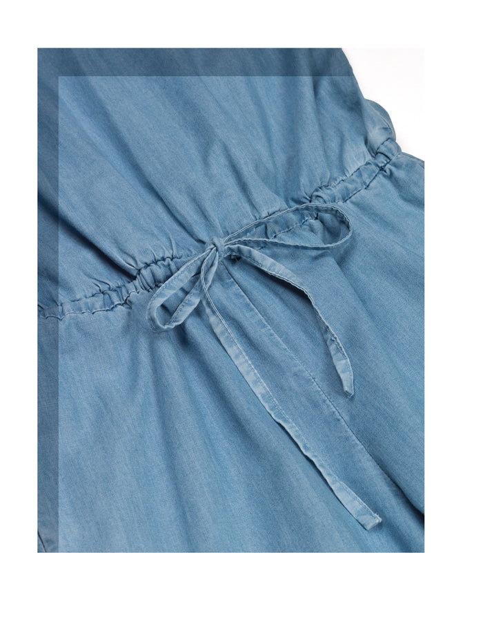 Organic Soft Cavini, Light Blue