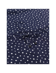 Neo paris Cavi short, Navy Dot