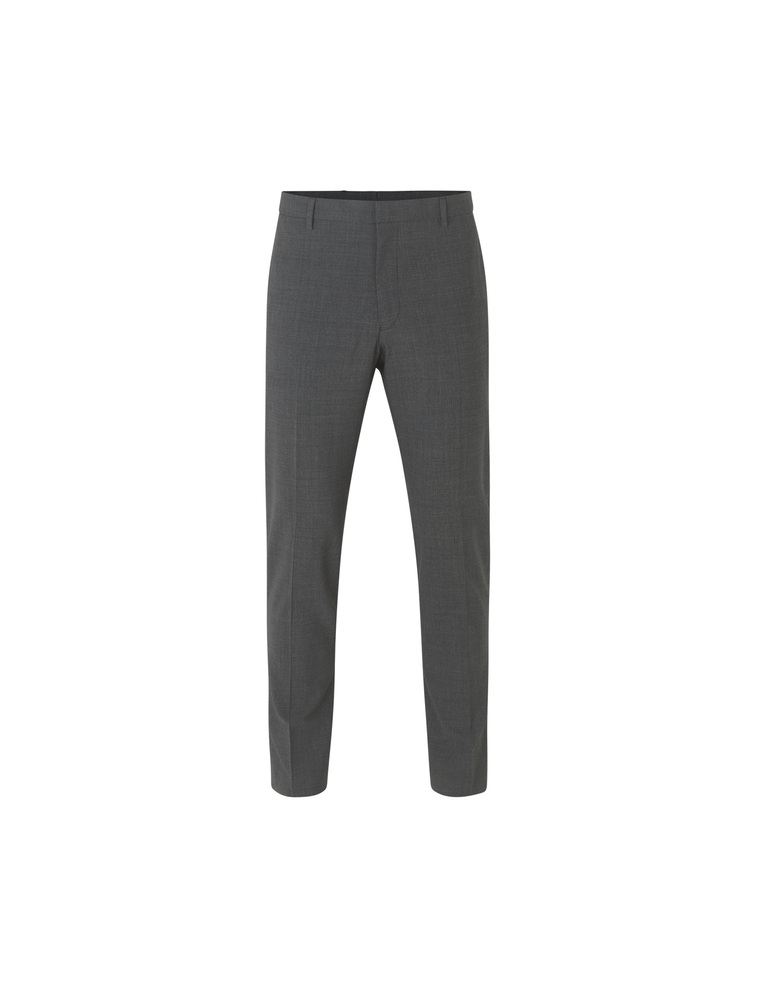 Uniform Wool Peckham, Charcoal Melange
