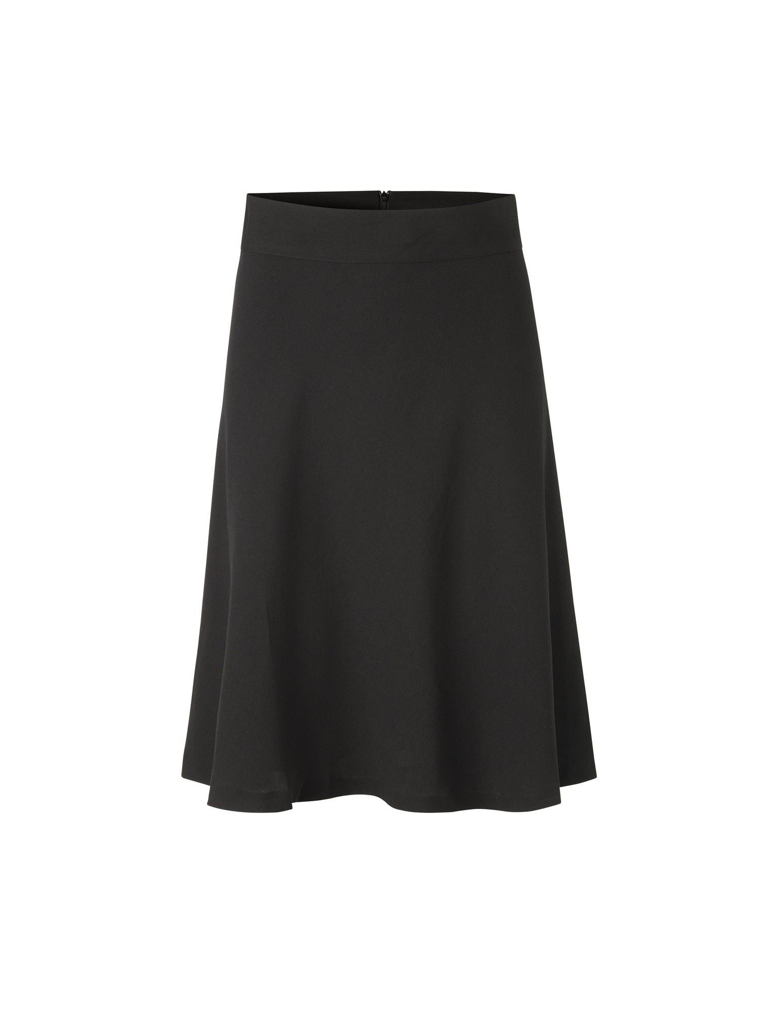 Crepe georgette Stelly c, Black