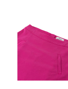 Fresh Denim Stelly Short, Deep pink