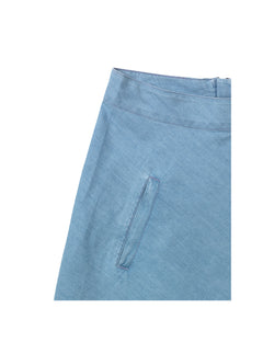 Simple Denim Stelly, Light Blue Wash 18-2