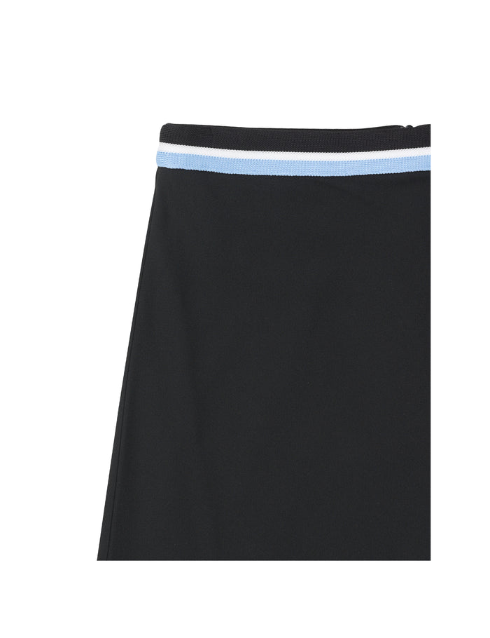 Sportina Samuella, Black/Sky Blue