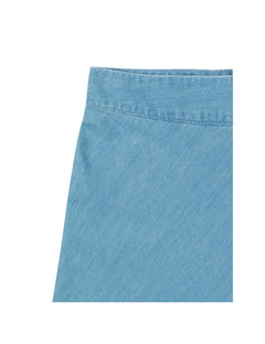 Soft Organic Denim Stelly C, Light Indigo