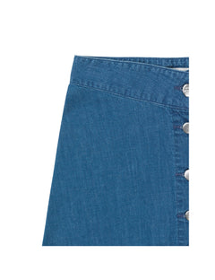 Soft Organic Denim Stelissa, Just Indigo