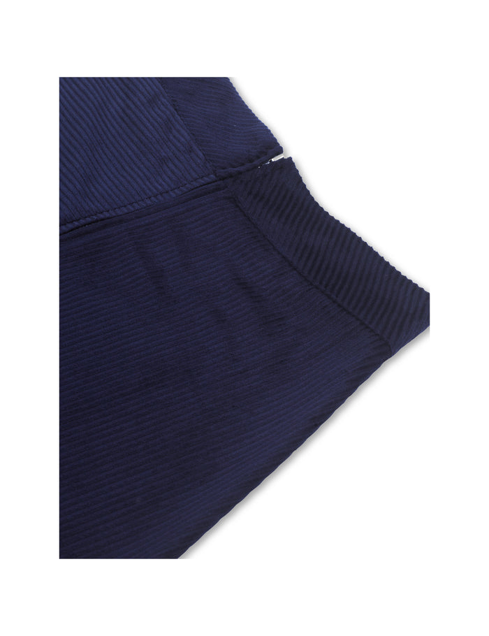 Drapy Corduroy Stelly C, Deep Blue