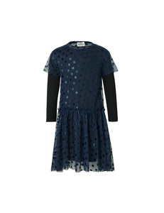 You added <b><u>Tulle Dot Drastina Raw, Navy</u></b> to your cart.