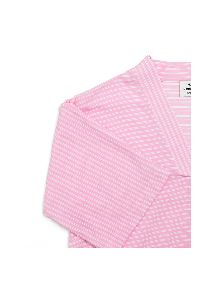 Duo Crepe Drissy, Pink/White