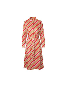 You added <b><u>Soft Satina Stripe Distrella, Red Multi</u></b> to your cart.