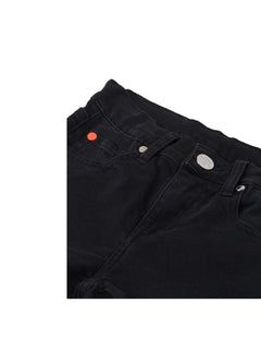 Washed Black/Black Jagino Shor, Washed Black