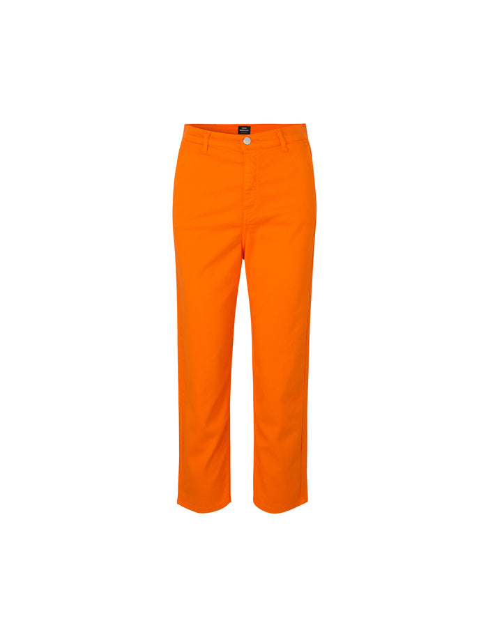 Fresh Denim P1, Deep Orange
