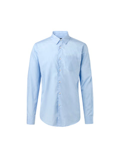 High Poplin Sagat, Halogen Blue