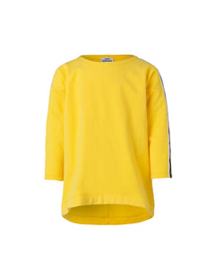 Brushed Sweat Tahlina, Yellow