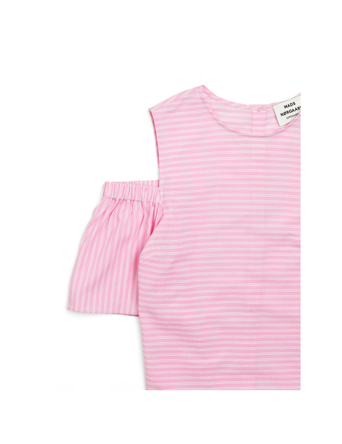 Duo Crepe Blocca, Pink/White