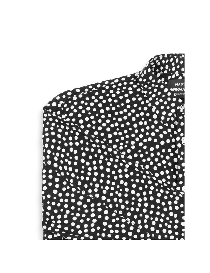 Drapy Dot Svend, Black