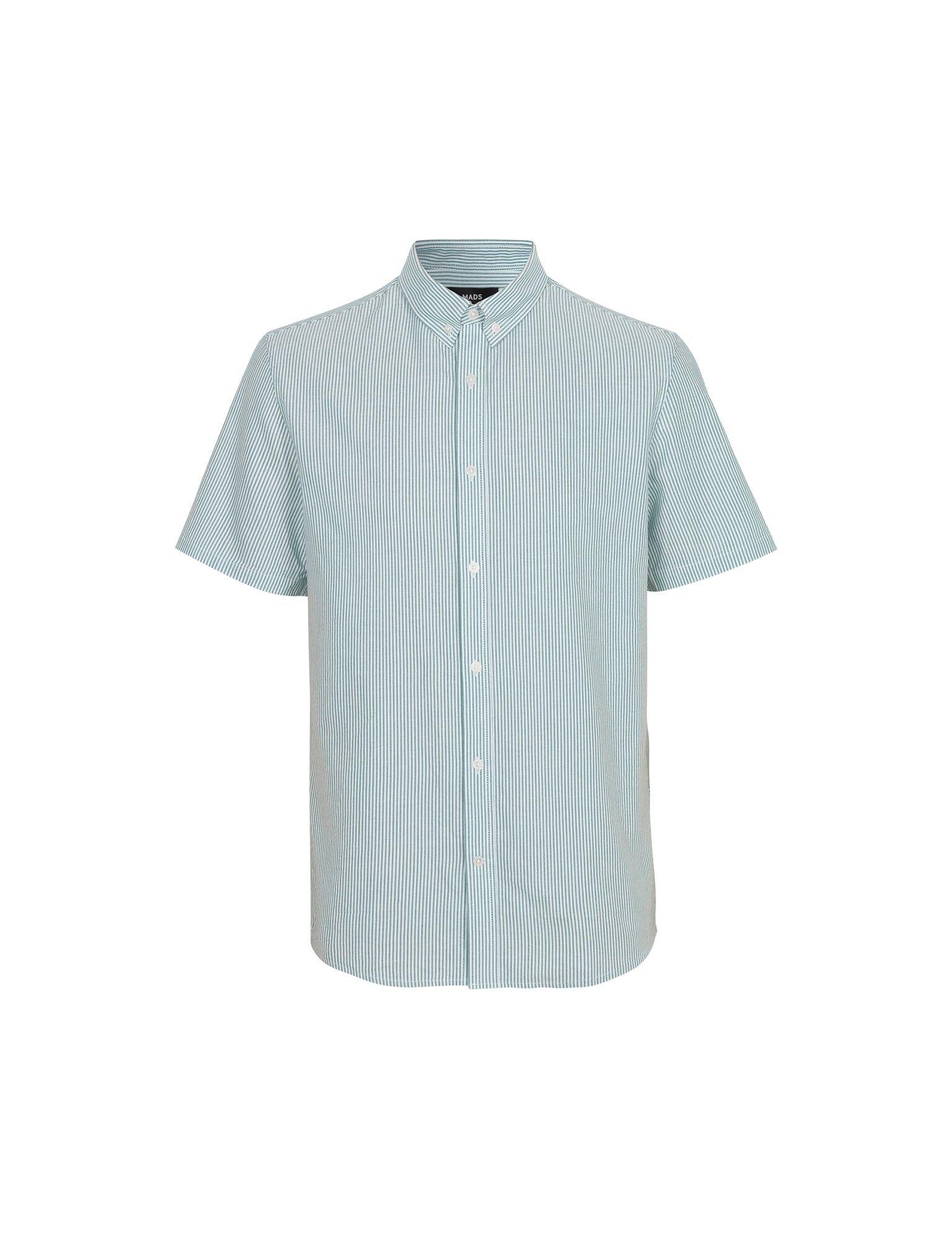 Oxford Sawsett S/S, Sea Spray Stripe